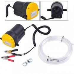 Extractor de fluidos para moto de agua