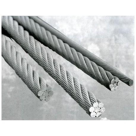 Cable acero inoxidable 1 5mm jet import cubillas - Cable acero trenzado ...