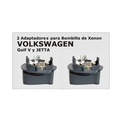 Adaptador (Volkswagen Golf V, Jetta,Touran)