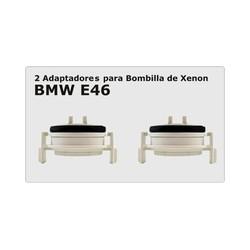 Adaptador casquillo BMW E46